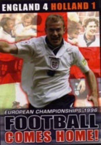 Football Comes Home: Euro 1996 - England 4 Holland 1 [DVD]