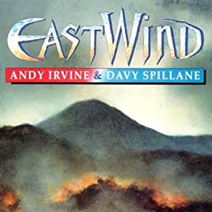 East Wind-Davy Spillane - Andy Irvine TA3027