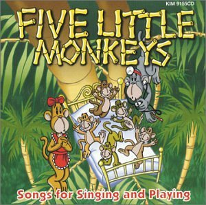 Five Little Monkeys by Kimbo Educational