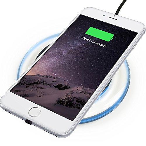 hot sales 18135 e6129 BEZALEL iPhone 6 6S Wireless Charger Kit = Qi Wireless - Import It All