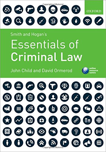 Smith & Hogan's Essentials of Criminal Law