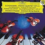 Schumann : Quintette avec piano Op. 44 - Quatuor avec piano Op. 47