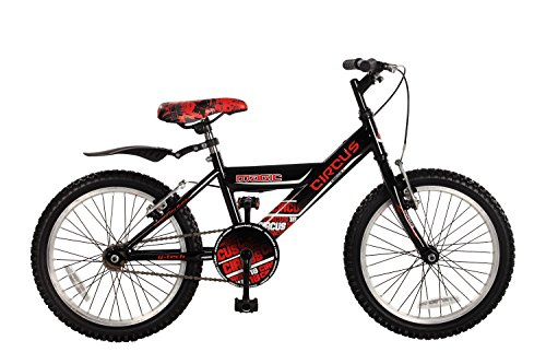 20-Zoll-Fahrrad-Kinderfahrrad-Mountainbike-BMX-Jugendfahrrad-Kinderrad-CIRCUS-ROT