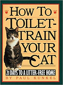 how to house train a cat