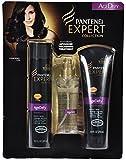 Pantene Expert Collection, Pro-v Agedefy Shampoo 10.1 Fl Oz, Conditioner 8.4 Fl Oz and Advanced Thickening Treatment 4.23 Fl Oz (120ml)
