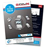 3 x atFoliX Magellan eXplorist 710 Screen protection Protective film - FX-Clear crystal clear