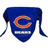 Hunter MFG Chicago Bears Mesh Dog Bandana, Small