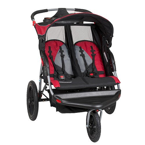 Baby Trend Expedition Ex Double Jogging Stroller Concord