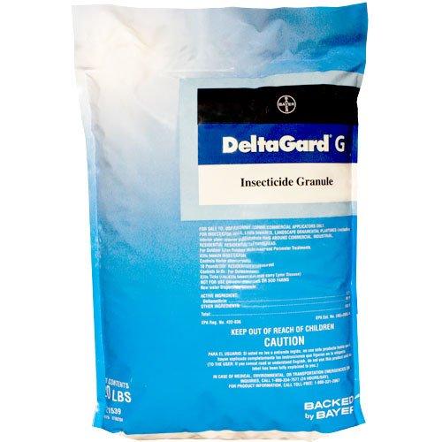 Delta Gard Granules 20 Lb Bag front-31556