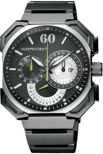 INDEPENDENT (インディペンデント) 腕時計 クロノグラフ ITA21-5151 メンズ