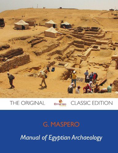 Manual of Egyptian Archaeology