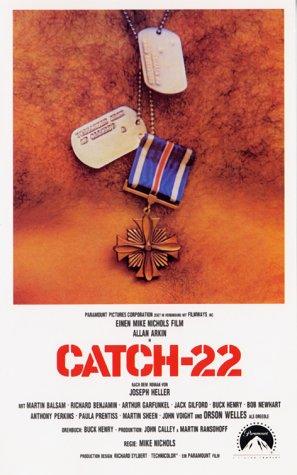 Catch-22 [VHS]