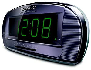 Discount Magnavox MCR140 Big Display Alarm Clock Radio ...
