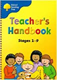 Oxford Reading Tree: Stages 1-9: Teacher's Handbook (0198450001) by Hunt, Roderick