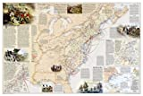 National Geographic Maps Battles of the Revolutionary War and War of 1812, folded and polybagged Wall Maps History & Nature (National Geographic Reference Map)