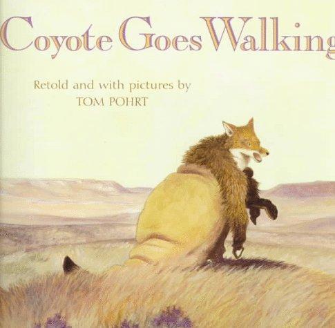Coyote Goes Walking (Sunburst Book) PDF