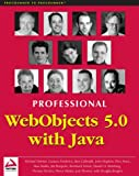 img - for Professional WebObjects with Java book / textbook / text book