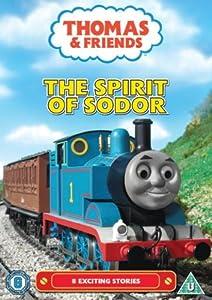 Thomas & Friends - The Spirit of Sodor [DVD]