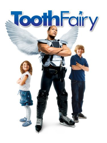 Amazon.com: Tooth Fairy: Dwayne Johnson, Julie Andrews ...