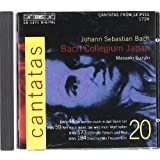 Bach : Cantates sacrées Vol. 20 BWV 184, 173, 59, 44
