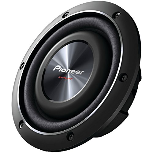 Pioneer TS-SW2002D2 8-inch Shallow-Mount Subwoofer with 600