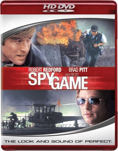 Cover art for  Spy Game [HD DVD]
