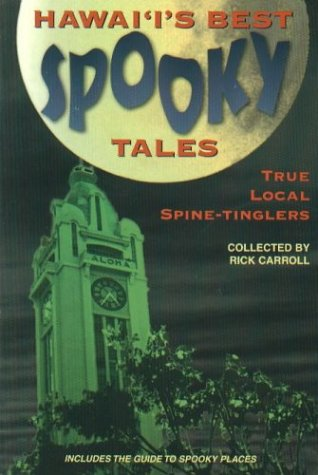 Hawaii's Best Spooky Tales