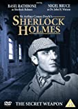 Sherlock Holmes: The Secret Weapon [DVD]