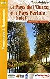 echange, troc FFRandonnée - Le Pays de l'Ourcq et le Pays Fertois à pied : 37 Promenades et Randonnées