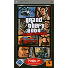 Grand Theft Auto: Liberty City Stories - Platinum