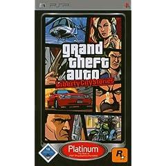 Grand Theft Auto: Liberty City Stories - Platinum
