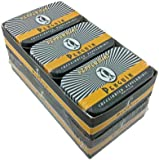 Penguin Caffeinated Peppermints, 1.75 oz Tins (Pack of 12)
