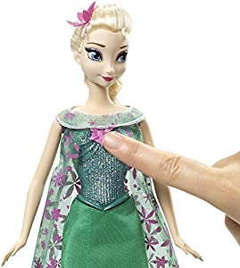 Mattel Disney Princess DKC57 - Geburtstagsparty Singing Elsa