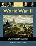 img - for World War II [5 volumes]: The Definitive Encyclopedia and Document Collection book / textbook / text book