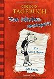 Gregs Tagebuch – Von Idioten umzingelt!: Ein Comic-Roman BESTES ANGEBOT