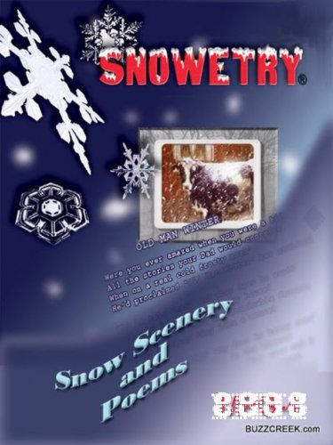 Snowetry  (Poems read to scenes of falling snow)
