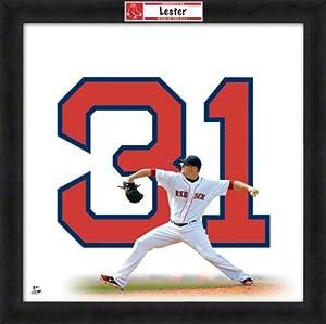 Jon Lester Boston Red Sox 20X20 Uniframe Photo by Photo File