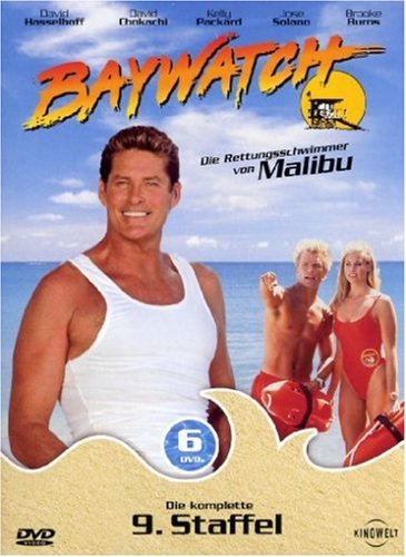 Baywatch - Die komplette 9. Staffel (6 DVDs)