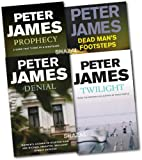 Peter James Peter James Novel Collection 4 Books Set Pack includes New Roy Grace Saga NEW