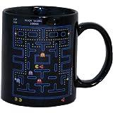 Pac-Man Tasse mit Thermoeffekt Heat Change Mug PacMan Kaffeetasse Kaffeebecher Thermoeffekt
