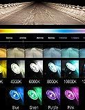 Automotive Accessories Best Deals - RFF-Super Slim Hid Kit Hid H7 Kit AC12V 55w Xenon HID Ballast 6000K-MEIXI&
