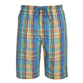 Bermuda Short, Blue Check