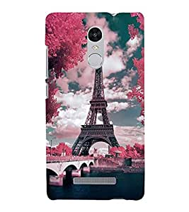 LOVELY PARIS Designer Back Case Cover for Xiaomi Redmi Note 3