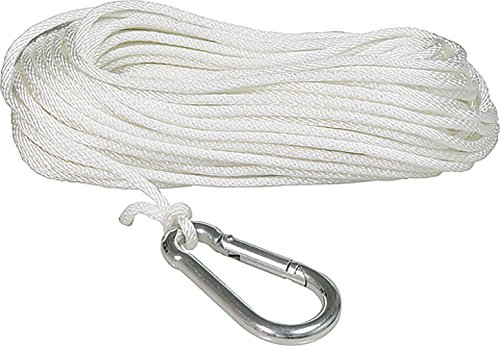 SeaSense Solid Braid Anchor Line Nylon, 3/16-Inch X 100-Foot