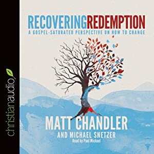 Recovering Redemption: A Gospel Saturated Perspective on How to Change | [Matt Chandler, Michael Snetzer]