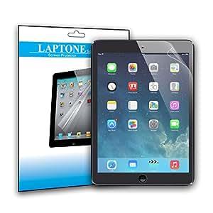 Laptone Screen Protector (Anti-Glare) - For New Apple iPad Mini /Ipad Mini 2 Retina (Includes Microfibre Cleaning Cloth And Application Card, 2 Pack)