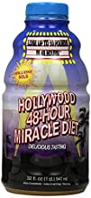 Hollywood 48-Hour Miracle Diet 32-Ounce Bottles Pack of 2
