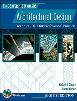 time saver standards for architectural design data pdf