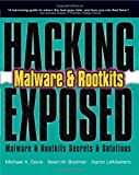 img - for Hacking Exposed: Malware & Rootkits Secrets & Solutions 1st (first) Edition by Davis, Michael, Bodmer, Sean, LeMasters, Aaron published by McGraw-Hill Osborne Media (2009) book / textbook / text book