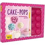 Cake-Pop-Set: Plus Cake-Pop-Backform (für 16 Cake-Pops) (GU Buch plus)
